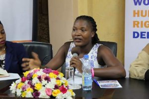 Damalie Mukhaye a female journalist narrates the threats and violence she experienced while in the field.