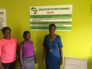 WHRDNU meets Sandra a woman defender defending Land  Rights and natural resources in Hoima district