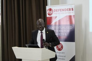 Hon Kamakech Lyandro, the mover of the Human Rights Defenders Protection Bill, states that the law will consolidate the struggle women go through. #HRDProtectionBill2020