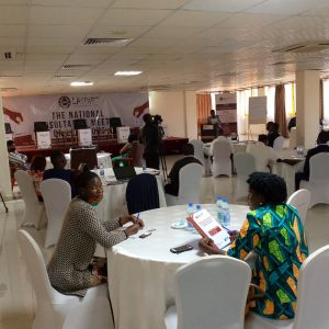 Consultative Meeting on Election for Human Rights Defenders and Advocates