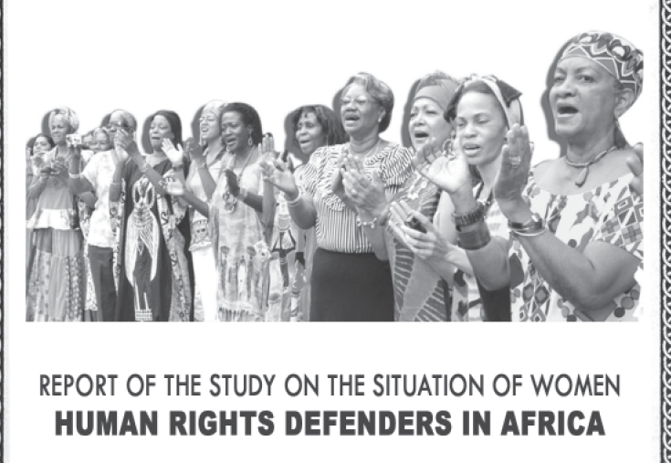 Report On The Study Of Women Human Rights Defenders In Africa